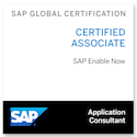 SAP Certified Application Associate - SAP Enable Now